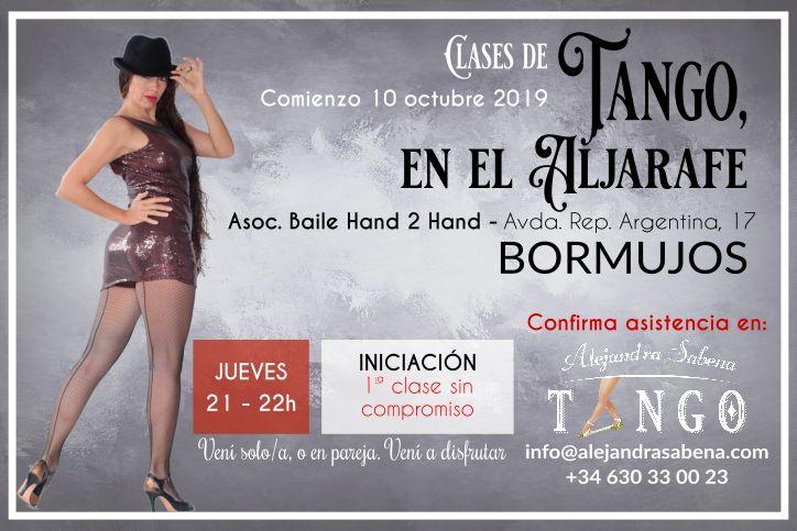 Horario Clases Tango Aljarafe