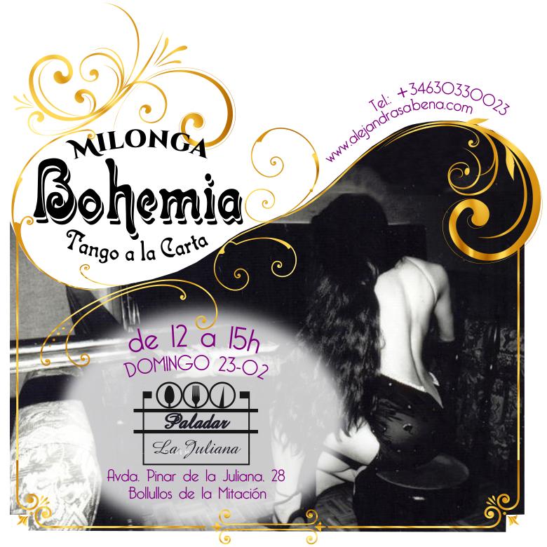 Milonga Bohemia