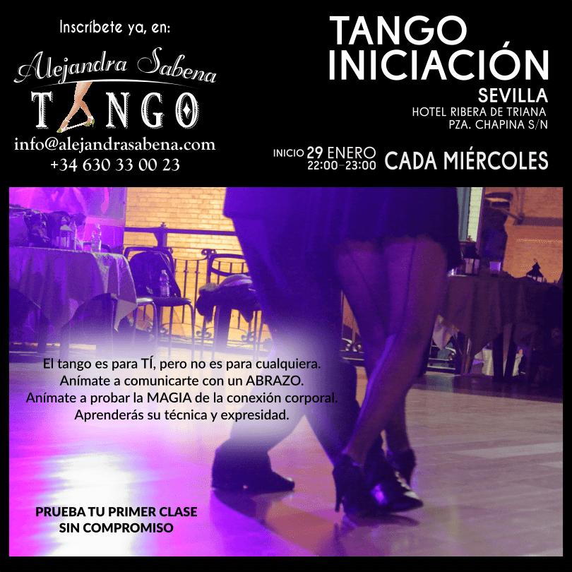 Clases De Tango En Sevilla Iniciación