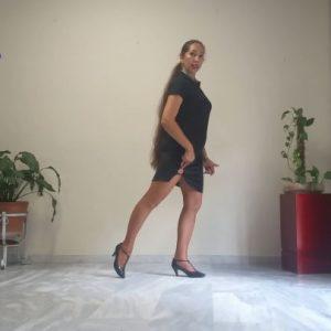 Iniciación Al Tango, Clase 1