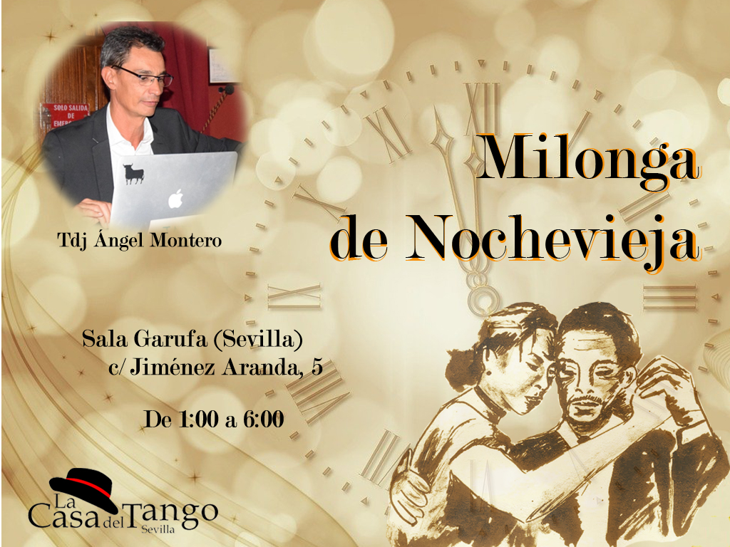Milonga De Nochevieja En Sevilla