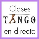 Clases de tango en directo