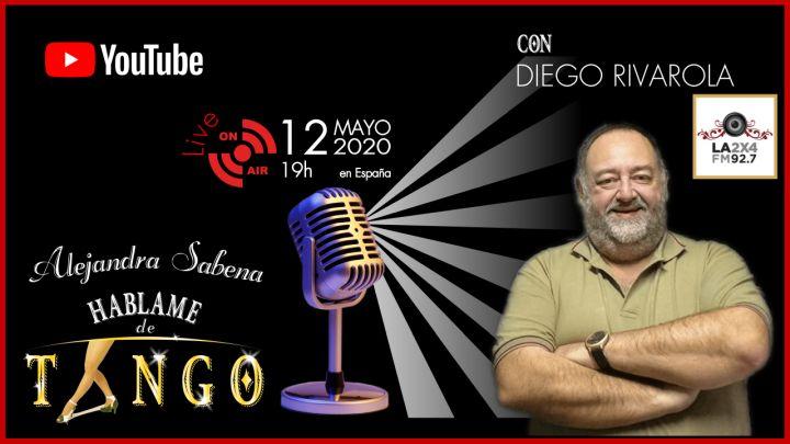 Diego Rivarola La 2x4 Radio