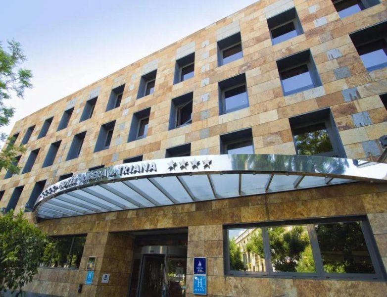 Hotel Ribera De Triana Fachada