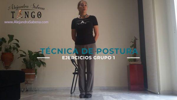 postura y núcleo